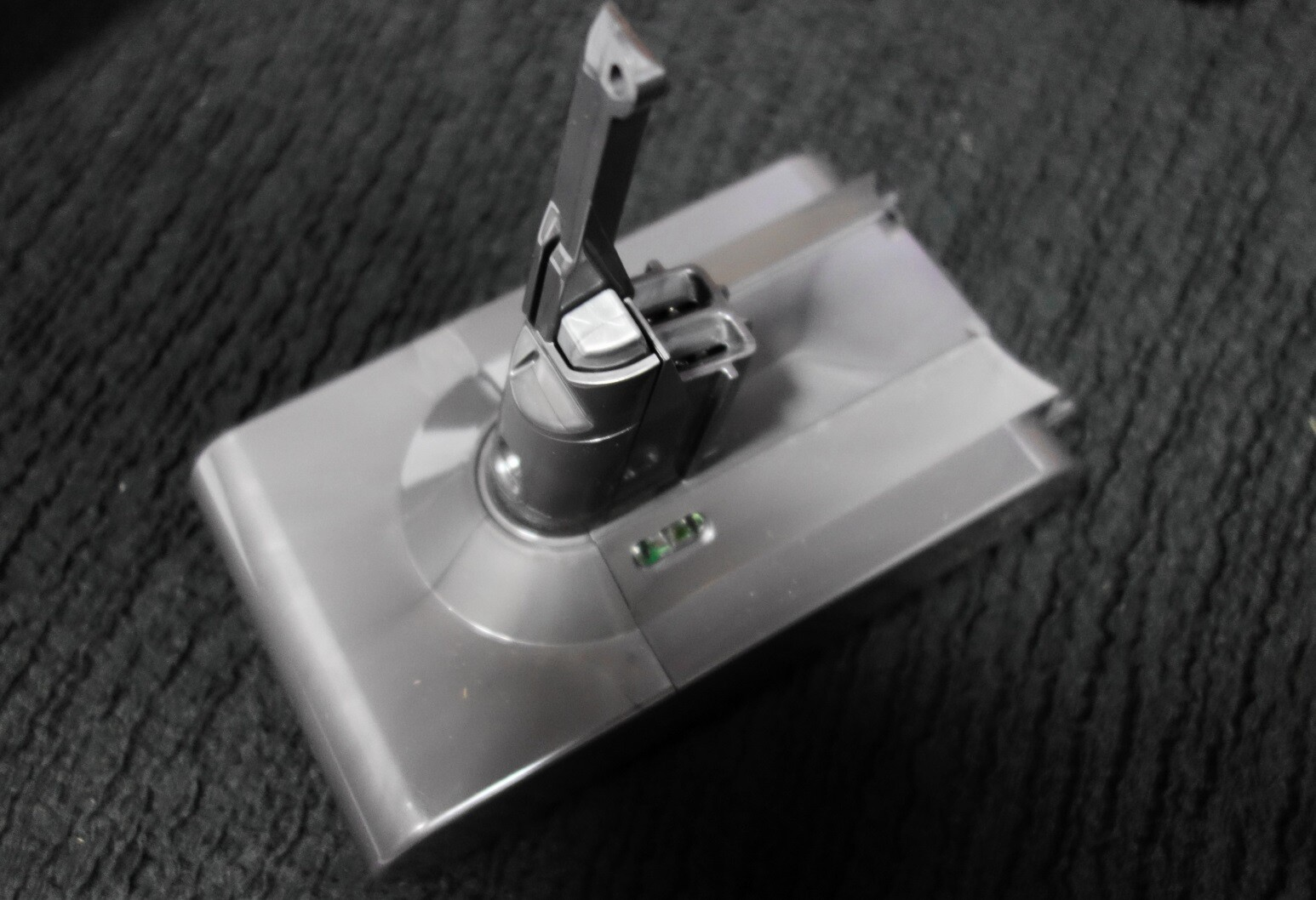 Dyson掃除機のバッテリー